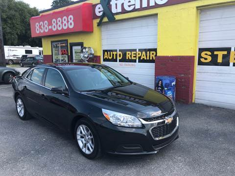 2015 Chevrolet Malibu for sale at Extreme Auto Sales in Plainfield IN