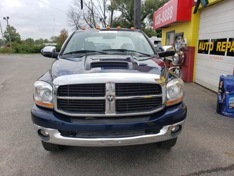 2006 Dodge Ram Pickup 2500 for sale at Extreme Auto Sales in Plainfield IN