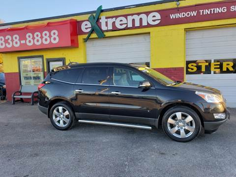 2010 Chevrolet Traverse for sale at Extreme Auto Sales in Plainfield IN