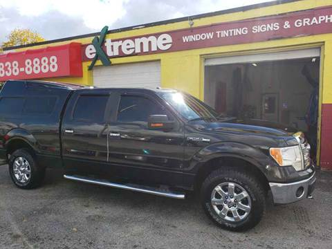 2013 Ford F-150 for sale at Extreme Auto Sales in Plainfield IN