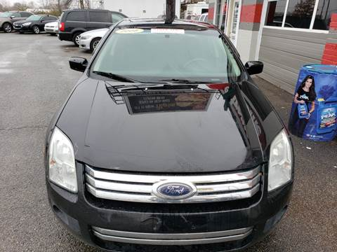 2008 Ford Fusion for sale at Extreme Auto Sales in Plainfield IN