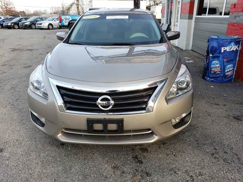 2014 Nissan Altima for sale at Extreme Auto Sales in Plainfield IN