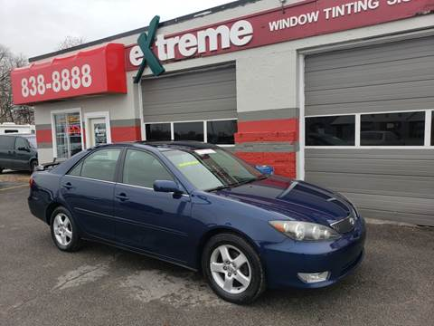 2006 Toyota Camry for sale at Extreme Auto Sales in Plainfield IN