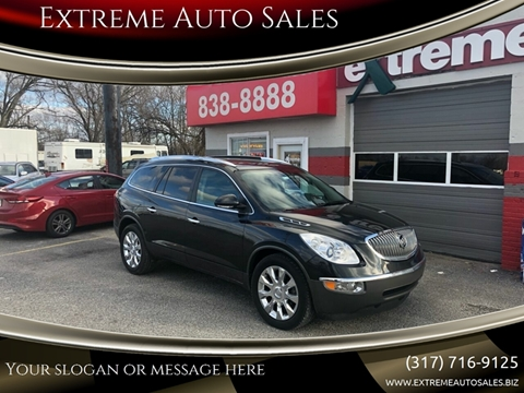 2012 Buick Enclave for sale at Extreme Auto Sales in Plainfield IN