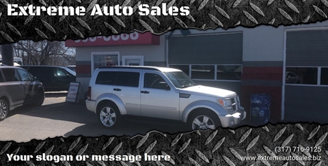 2011 Dodge Nitro for sale at Extreme Auto Sales in Plainfield IN