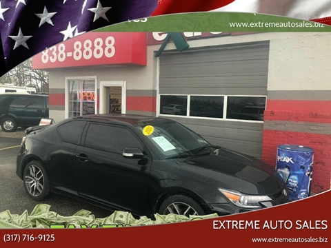 2014 Scion tC for sale at Extreme Auto Sales in Plainfield IN