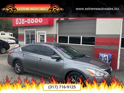 2015 Nissan Altima for sale at Extreme Auto Sales in Plainfield IN