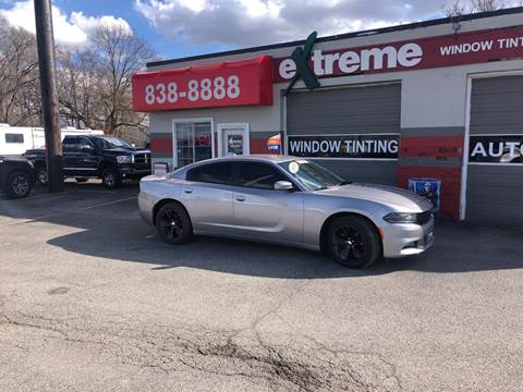 2015 Dodge Charger for sale at Extreme Auto Sales in Plainfield IN