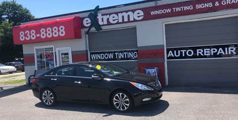 2013 Hyundai Sonata for sale at Extreme Auto Sales in Plainfield IN