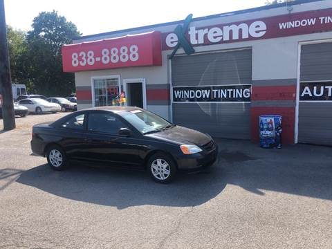 2003 Honda Civic for sale at Extreme Auto Sales in Plainfield IN