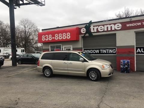 2015 Chrysler Town and Country for sale at Extreme Auto Sales in Plainfield IN