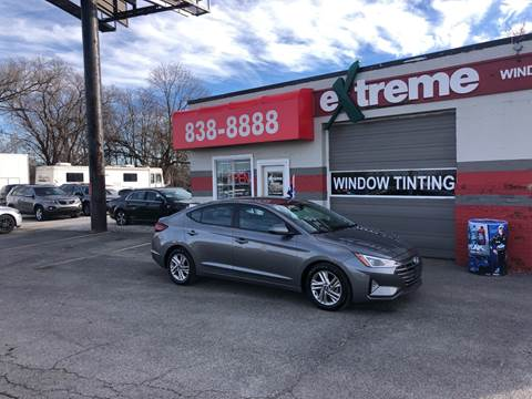 2020 Hyundai Elantra for sale at Extreme Auto Sales in Plainfield IN