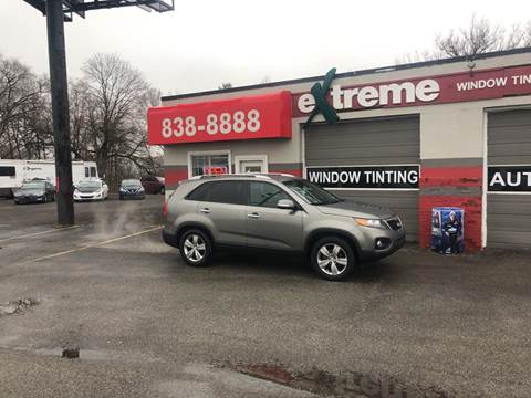 2012 Kia Sorento for sale at Extreme Auto Sales in Plainfield IN