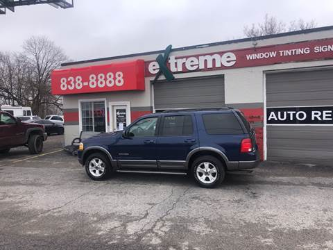 2004 Ford Explorer for sale at Extreme Auto Sales in Plainfield IN