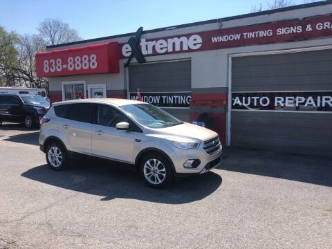 2017 Ford Escape for sale at Extreme Auto Sales in Plainfield IN