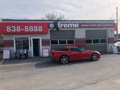 2007 Chevrolet Corvette for sale at Extreme Auto Sales in Plainfield IN