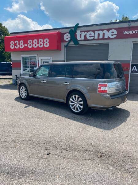 2013 Ford Flex for sale at Extreme Auto Sales in Plainfield IN