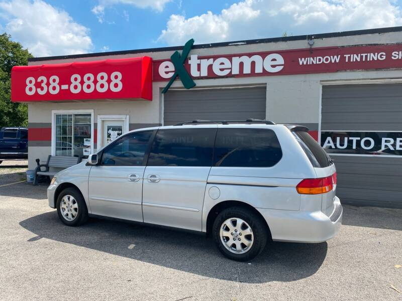 2002 Honda Odyssey for sale at Extreme Auto Sales in Plainfield IN
