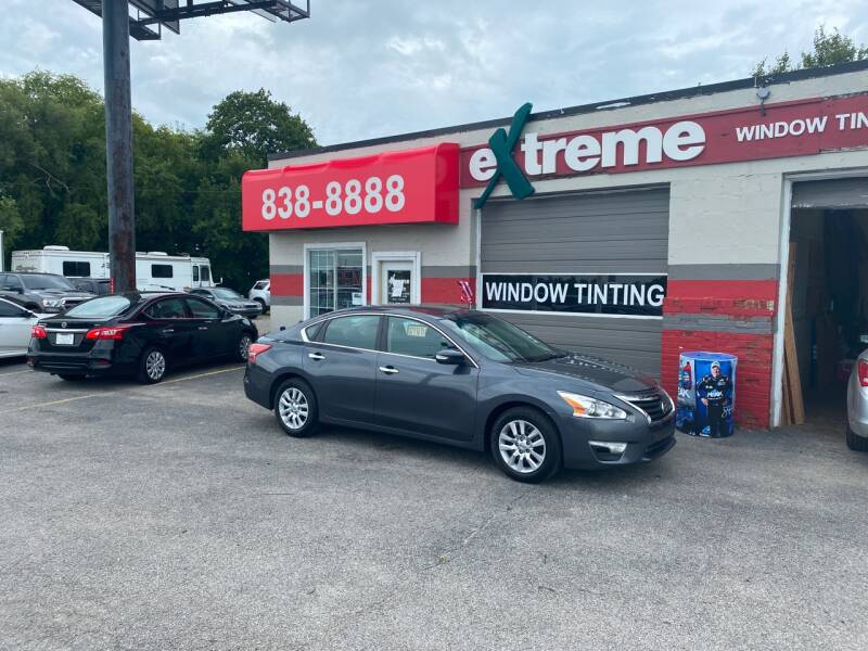2013 Nissan Altima for sale at Extreme Auto Sales in Plainfield IN