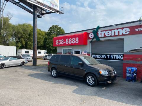 2016 Dodge Grand Caravan for sale at Extreme Auto Sales in Plainfield IN
