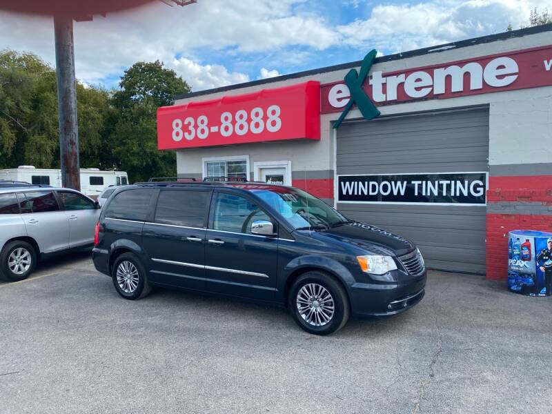 2014 Chrysler Town and Country for sale at Extreme Auto Sales in Plainfield IN