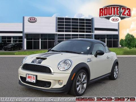 2013 MINI Coupe for sale in Wayne, NJ