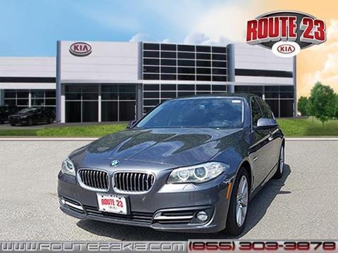 2016 BMW 5 Series for sale in Wayne, NJ