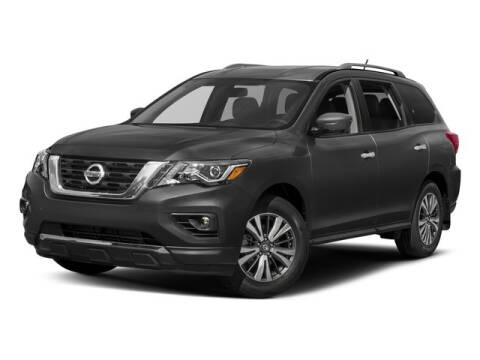 2017 Nissan Pathfinder SV for sale at Maroon Kia in Wayne NJ