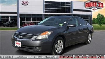 2007 Nissan Altima for sale in Wayne, NJ