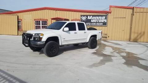 2009 GMC Canyon for sale in Lewisville, TX