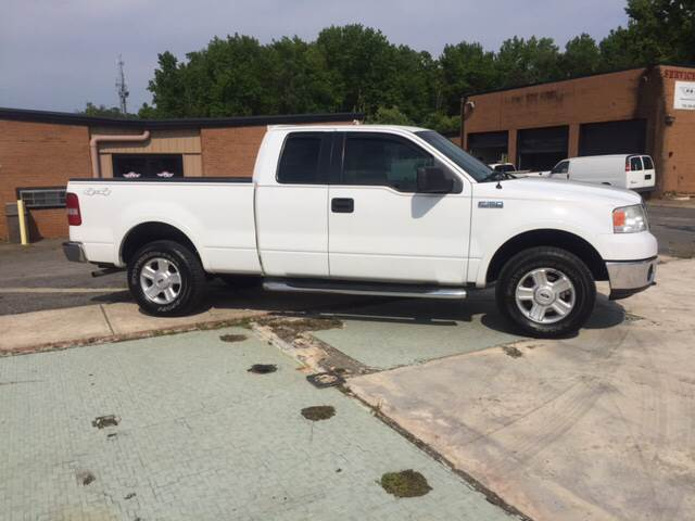 2006 Ford F-150 Lariat 4dr SuperCab 4WD Styleside 6.5 ft. SB - Charlotte NC