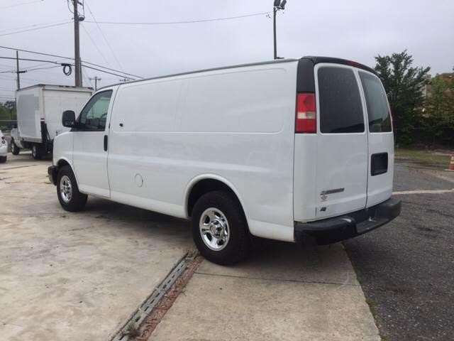 2008 Chevrolet Express Cargo 1500 3dr Cargo Van - Charlotte NC