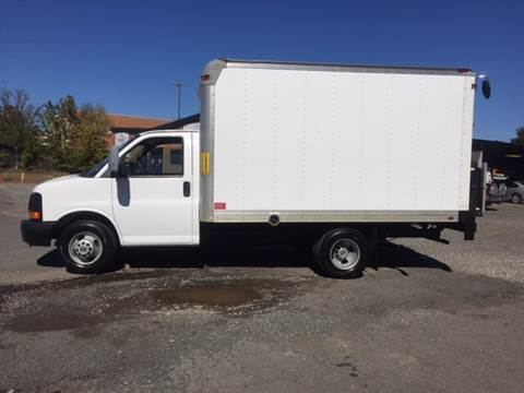 2012 Chevrolet Express Cutaway for sale in Charlotte, NC