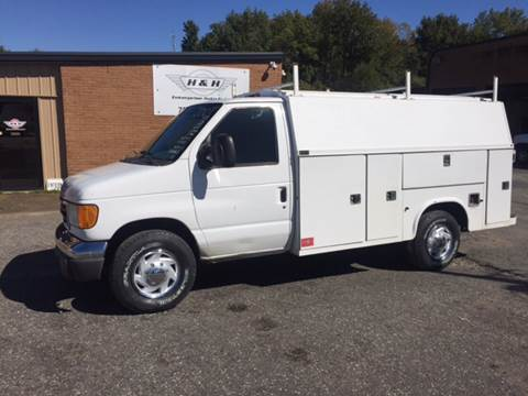 2007 Ford E-Series Cargo for sale in Charlotte, NC