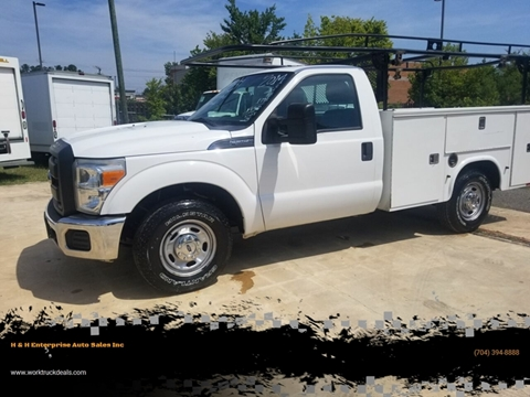 2014 Ford F-250 Super Duty for sale in Charlotte, NC