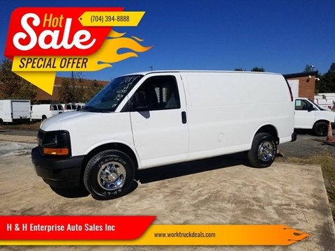 2017 Chevrolet Express Cargo for sale in Charlotte, NC