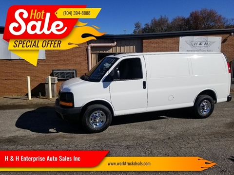 2016 Chevrolet Express Cargo for sale in Charlotte, NC