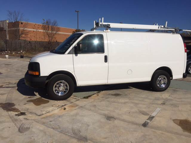 2011 Chevrolet Express Cargo 2500 3dr Cargo Van w/ 1WT - Charlotte NC