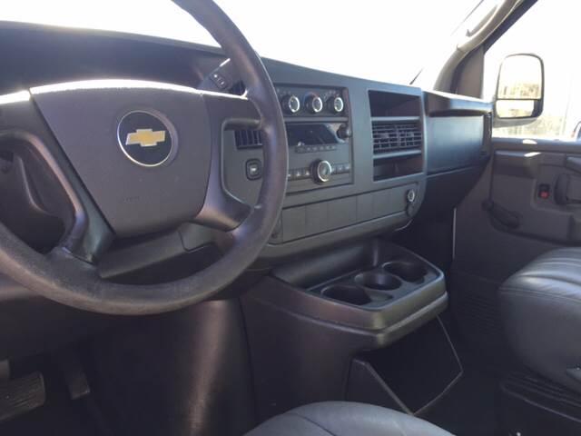 2010 Chevrolet Express Cargo 2500 3dr Cargo Van w/ 1WT - Charlotte NC