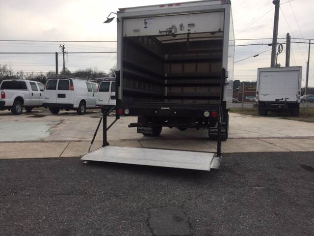 2012 Chevrolet Express Cutaway 3500 2dr 139 in. WB Cutaway Chassis w/ 1WT - Charlotte NC