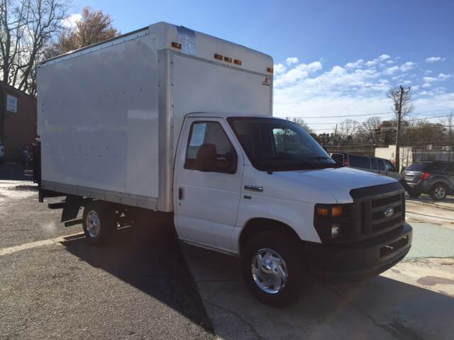 2010 Ford E-Series Cargo  - Charlotte NC