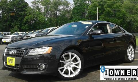 2012 Audi A5 for sale in Manchester, NH