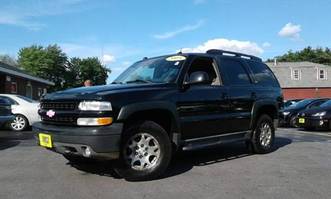 2005 Chevrolet Tahoe for sale in Manchester, NH