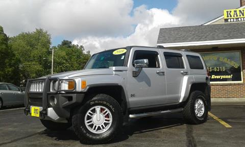 2009 HUMMER H3 for sale in Manchester, NH