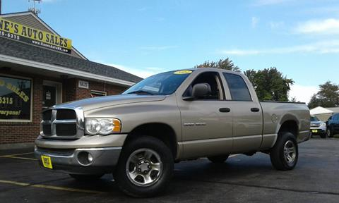 2004 Dodge Ram Pickup 1500 for sale in Manchester, NH