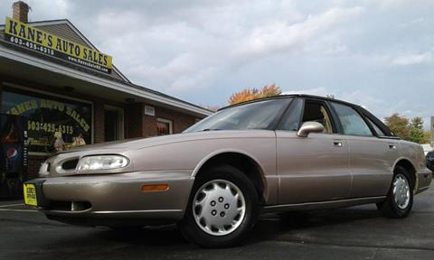 1999 Oldsmobile Eighty-Eight for sale in Manchester, NH