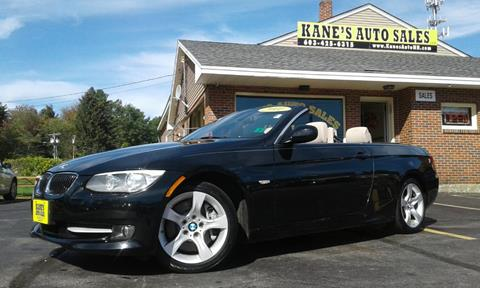 2011 BMW 3 Series for sale in Manchester, NH