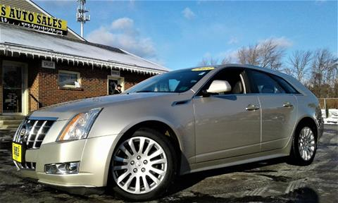 2013 Cadillac CTS For Sale - Carsforsale.com®