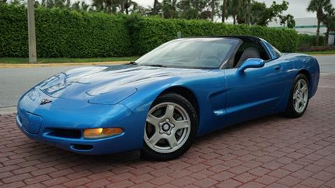 1998 Chevrolet Corvette for sale in Pompano Beach, FL