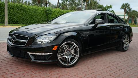 2012 Mercedes-Benz CLS for sale in Pompano Beach, FL